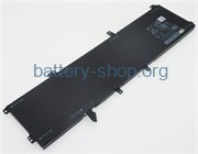 Dell XPS 9530 battery packs,rechargeable XPS 9530 genuine laptop batteries